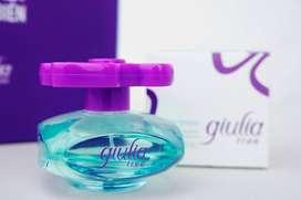 Perfume GIULIA FREE de CYZONE