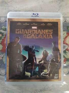 Blu-Ray Guardianes De La Galaxia 3D