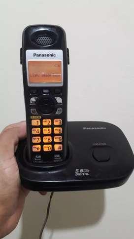 Panasonic con altavoz