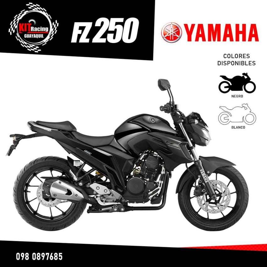 Yamaha Fz250 0