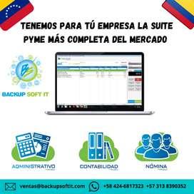 Sistema Administrativo + Facturación Electronica