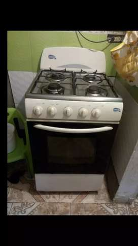 Vendo estufa con horno