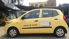 Taxi Hyundai I10 aire acondicionado unico dueño