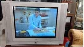Televisor Marca LG Modelo Rp-29fd6of De 29 Pantalla Plana