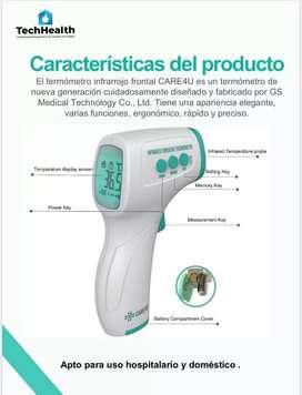 Termómetro infrarrojo