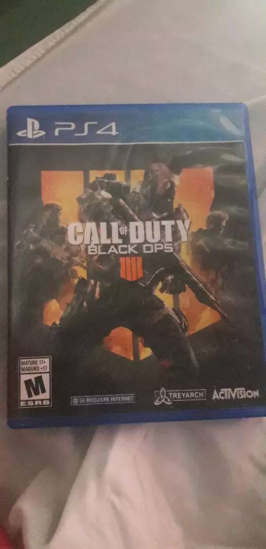 Call of duty black ops. 4 0