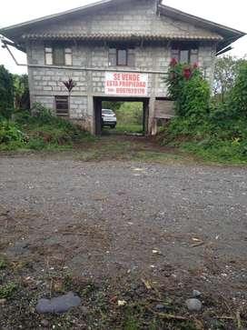 En Venta Finca Terreno El Puyo Sector Vía Curaray Pastaza