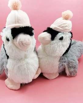 Pantuflas pingüino