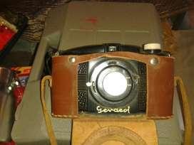 camara de fotos de coleccion