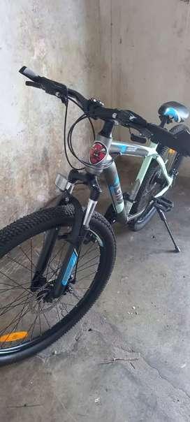 Se vende bicicleta IGM año 2021