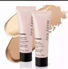 Base time wise Mary kay