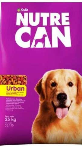 Nutrecan Urban X 25kls