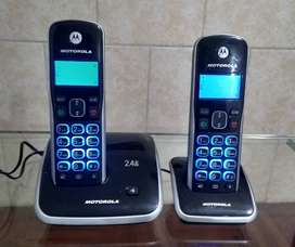 Teléfono Inalambrico Motorola Auri 3520-2