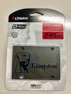 Vendo SSD 240Gb Kingston nuevo