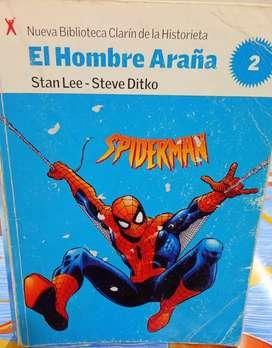 Venta de libro El hombre araña