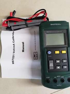 Calibrador de corriente /voltaje