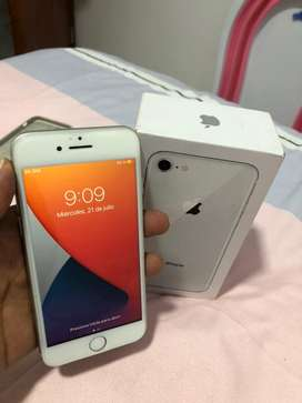 Iphone 8 de 64gb normal impecable