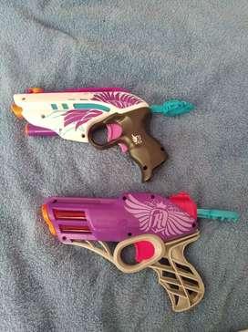 Pistolas nerf rebelle blaster