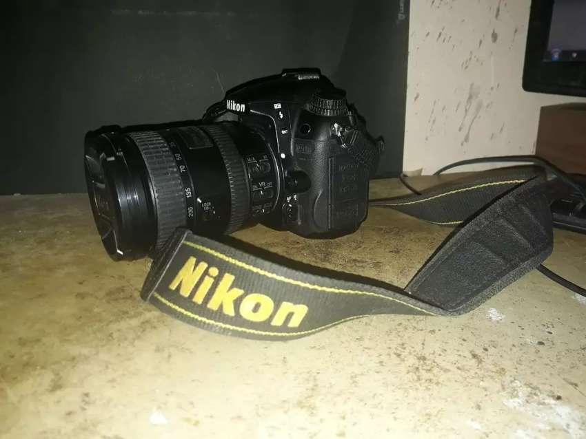 Vendo o permuto cámara réflex D7000 0