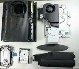 Reparacion Sony Ps3-Ps4