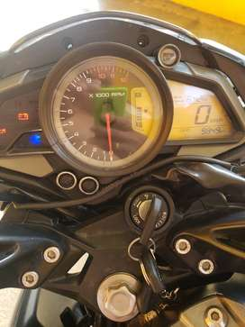Vendo motocicleta Marca Pulsar 160
