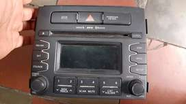 CD player original del Kia soul 2012 2013