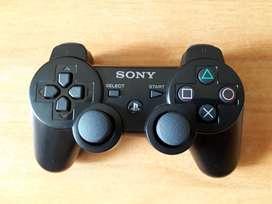 Mando Control Ps3 Negro Original
