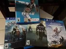 Juegos Ps4 nuevos