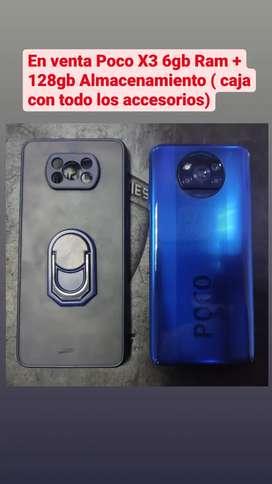 Vendo Xiaomi Poco X3  6gb+128gb