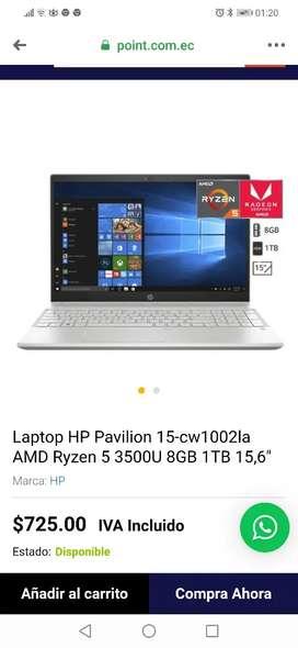Laptos y Pc all in one con procesadores intel celeron - cori3-5-7 y también procesadores AMD A 4-6-9  Razen 3-5-7
