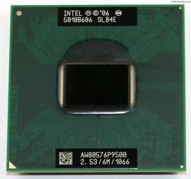 Intel Core2 Duo P9500