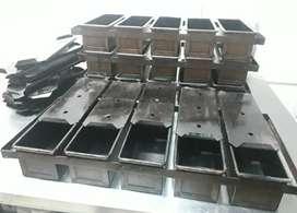 Moldes para pan de miga  pan de moldes
