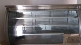 Nevera exhibición refrigeración 750 kilo