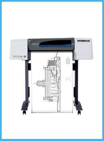 "IMPRESORA HP DESIGNJET 500PS 24"" -WIDEIMAGEPRINTERS"