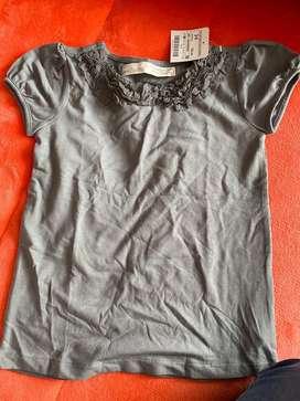 Camisa Marca Zara niña