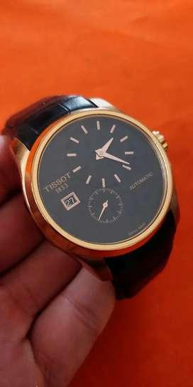 """Reloj Tissot Automático Couturier, """"Small Second"""""""