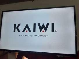 Se vende tv marca KAIWI 40 pulgadas