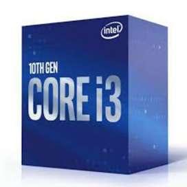 Procesador core i3 10100
