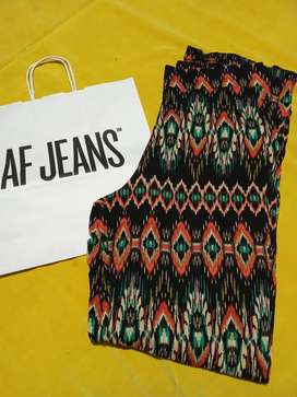 Palazo Af jeans