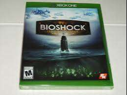 BIOSHOCK COLLECTION XBOX ONE