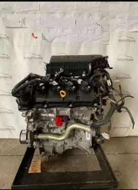 Motor Toyota etios 1.5 nafta