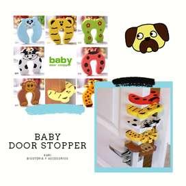 ¡BABY DOOR STOPPER!