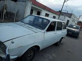 Vendo renault 12 break con gnc