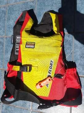 Chaleco salvavidas aquafloat