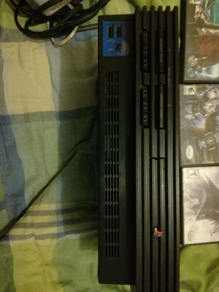 Play Station 2 Fat 0
