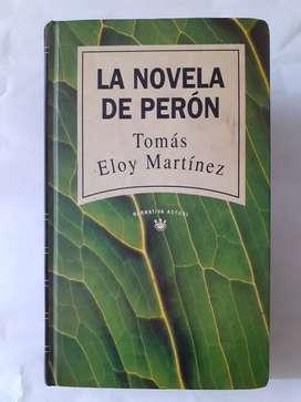 La Novela De Perón Tomás Eloy Martínez