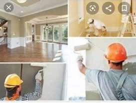 Se pintan apartamentos y locales comerciales