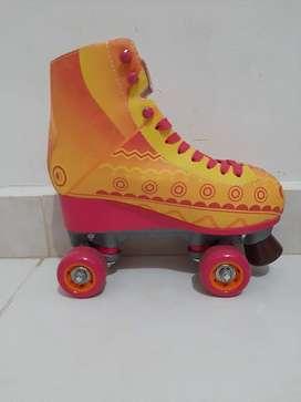 Venta patines 4 ruedas