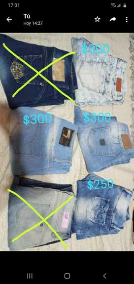 Feria americana.Jeans dama.