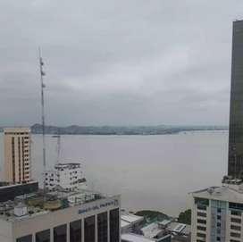 Venta de departamento de 210 m2. en el edificio San Francisco 300 ennel Boulevard 9 de Octubre de Guayaquil
